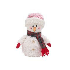 Elements Snowman Door Stopper