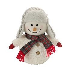 Elements Winter Snowman Door Stopper