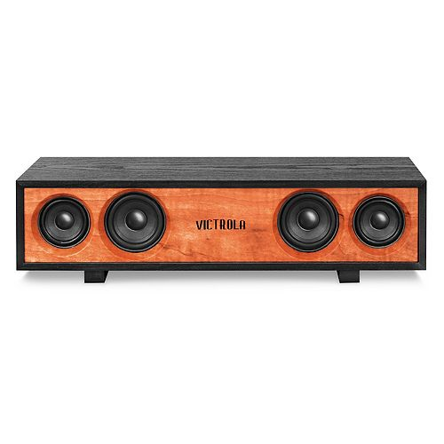 Victrola Hi-Fi Bluetooth Speaker with Glossy Finish
