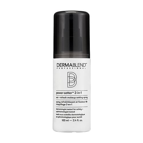 Dermablend Professional Power-Setter 2-in-1 Makeup Setting Spray