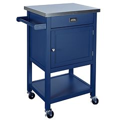 Linon Sydney Apartment Kitchen Cart