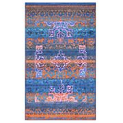 nuLOOM Lakenya Vintage Colorful Rug - 5' x 8'