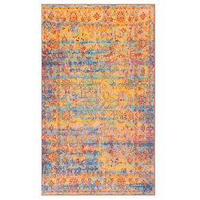 nuLOOM Stiles Colorful Floral Rug - 5' x 8'