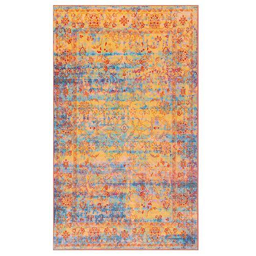 nuLOOM Stiles Colorful Floral Rug - 5' x 8'