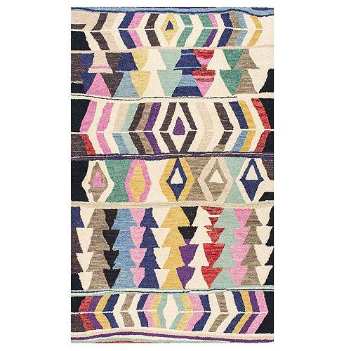nuLOOM Ofelia Colorful Geometric Rug - 5' x 8'