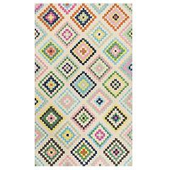 nuLOOM Orval Colorful Geometric Rug - 4' x 6'