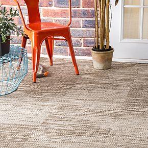 nuLOOM Shirlene Checked Indoor Outdoor Rug