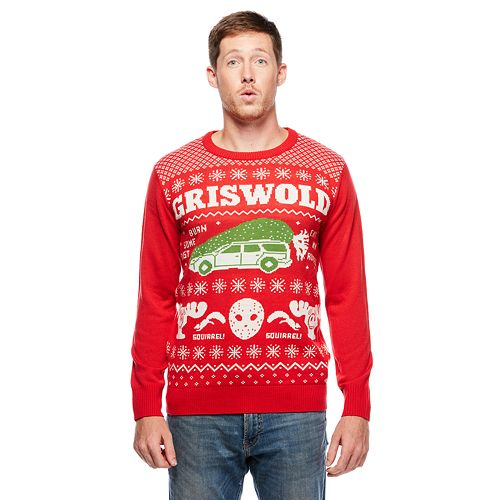Men's Christmas Vacation Holiday Sweater