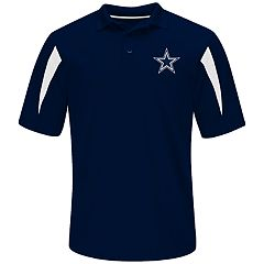 Men's Dallas Cowboys Colorblock Polo