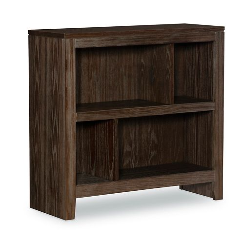 Linon Burke 2-Shelf Bookcase