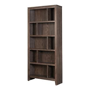 Linon Burke 5-Shelf Bookcase
