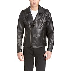 Men's Levi's Faux-Leather Moto Jacket