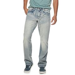 Men's Flypaper Cross Hatch Straight-Leg Jeans
