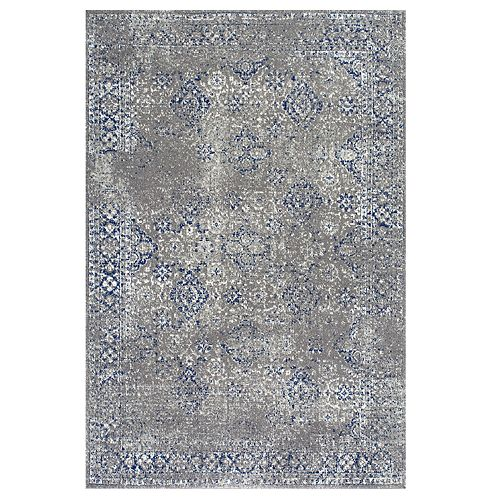 nuLOOM Mabelle Distressed Traditional Rug