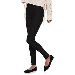 Juniors' Candie's® High-Waisted Leggings