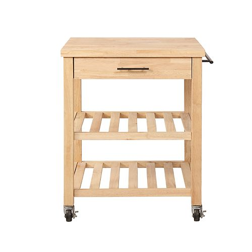 Powell Dillon Kitchen Cart