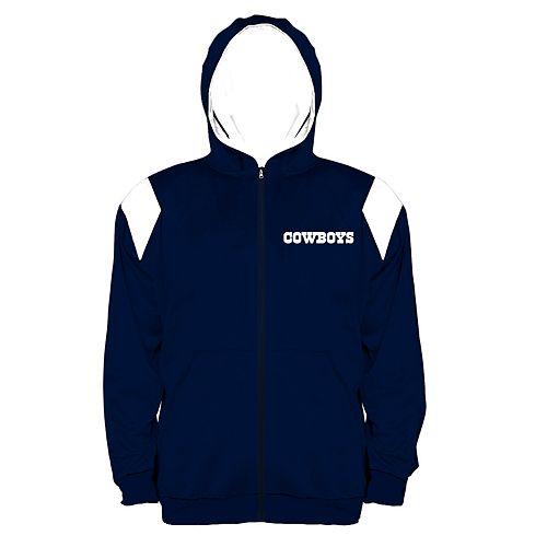 Plus Size Dallas Cowboys Fleece Pullover. Regular 3dd6bc3fa