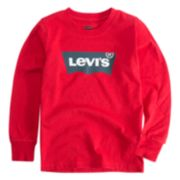 Boys 4-7 Levi's® Batwing Logo Graphic Tee