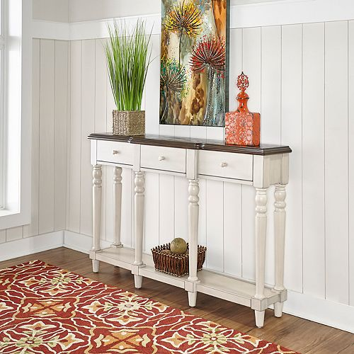 Powell Kepley Console Table