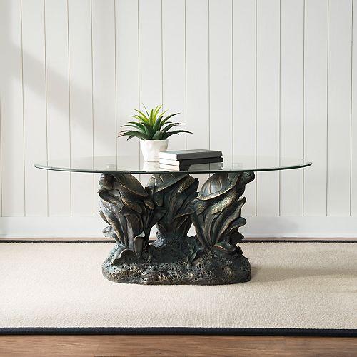 Powell Sheldon Turtle Coffee Table
