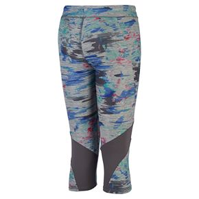 Girls 7-16 adidas Printed Capri Leggings