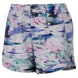 Girls 7-16 adidas Printed Training Shorts
