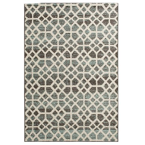 Natco Mapleville Lattice Rug