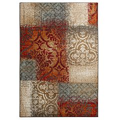 Natco Virginia Patchwork Rug