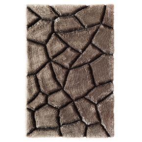 Natco Magna Stepping Stones Geometric Rug
