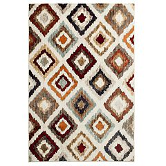 Natco Sonic Tuscon Lattice Rug