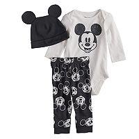 Select Disney 3-Piece Baby Sets (Pants, Onesie, Hat/Headband)