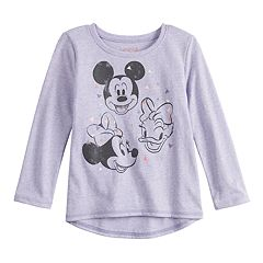Disney's Mickey Mouse, Minnie Mouse & Daisy Duck Toddler Girl Long-Sleeve Graphic Tee by Jumping Beans®