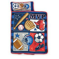 Baby Boom Sports 'MVP' Toddler Nap Mat