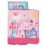 """Peppa Pig """"Just So Happy"""" Toddler Nap Mat"""