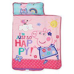 Peppa Pig 'Just So Happy' Toddler Nap Mat