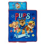"Paw Patrol ""Pups Rule"" Skye, Chase & Rubble Toddler Nap Mat"