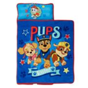 "Paw Patrol ""Pups Rule"" Skye, Chase & Rubble Toddler Nap Mat"
