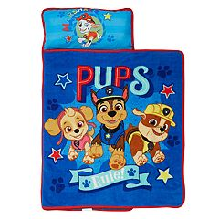 Paw Patrol 'Pups Rule' Skye, Chase & Rubble Toddler Nap Mat