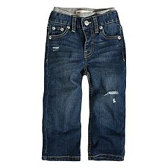 Baby Boy Levi's Murphy Pull On Jeans
