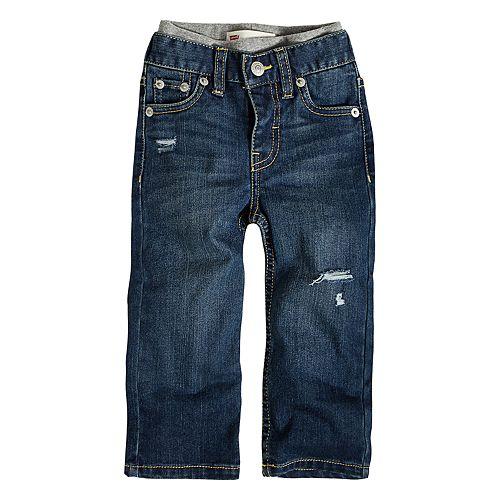 Baby Boy Levi's Murphy Pull On Jeans