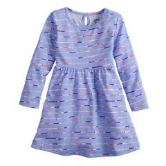 Girls Purple Kids Toddlers Dresses Clothing Kohl S