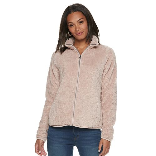 Women's SONOMA Goods for Life® Supersoft Sherpa Jacket
