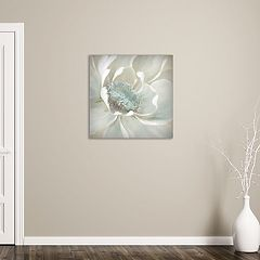 New View Winter Blooms I 24' x 24' Canvas Wall Art