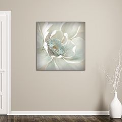 New View Winter Blooms I 35' x 35' Canvas Wall Art