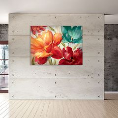 New View Avalon Garden 30' x 40' Canvas Wall Art