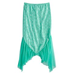 Girls 4-16 SO® Mermaid Tail Swimsuit Bottom