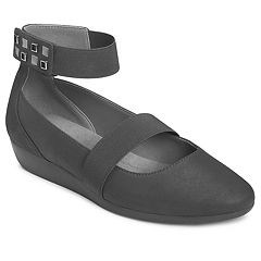 A2 by Aerosoles Arcade Women's Wedge Flats