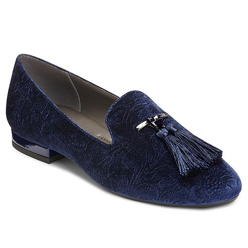 A2 by Aerosoles Roundabout Women's Fringe Loafers