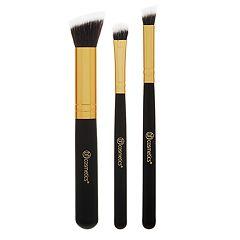 BH Cosmetics Sculpt and Blend Mini 3-Piece Makeup Brush Set