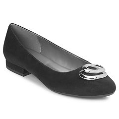 A2 by Aerosoles Women's Embellished Flats